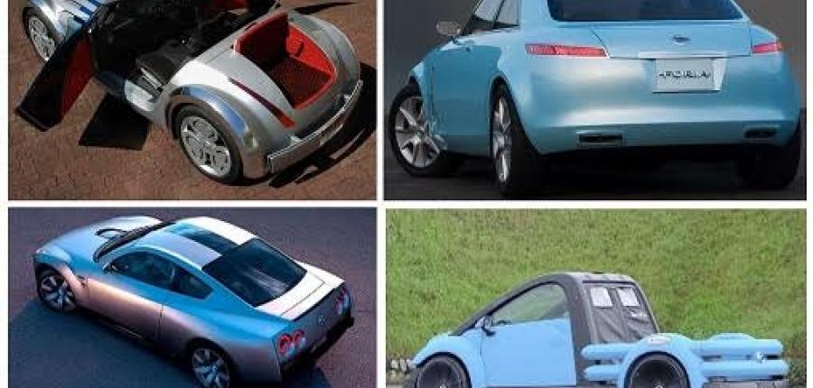 ¿Los conoces? Nissan comparte algunos de sus vehículos concepto
