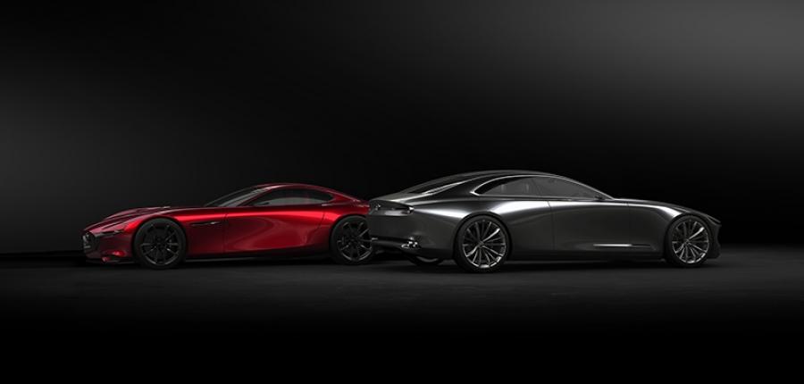 Galería: Mazda KAI CONCEPT y VISION COUPE en el Salón del automóvil de Tokio