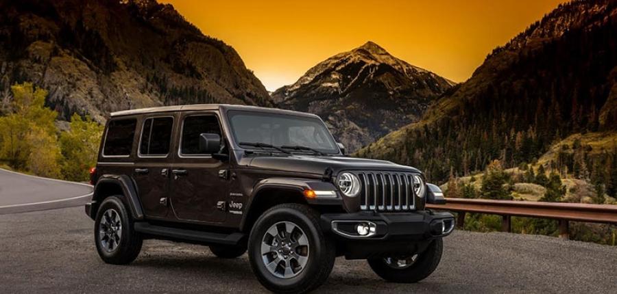 Se liberan las primeras imágenes del Totalmente Nuevo Jeep® Wrangler 2018