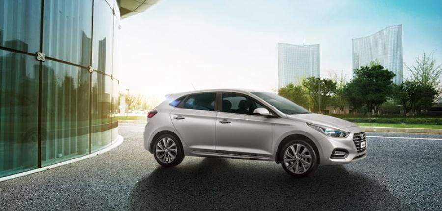Galería: Te presentamos el nuevo Accent Hatchback