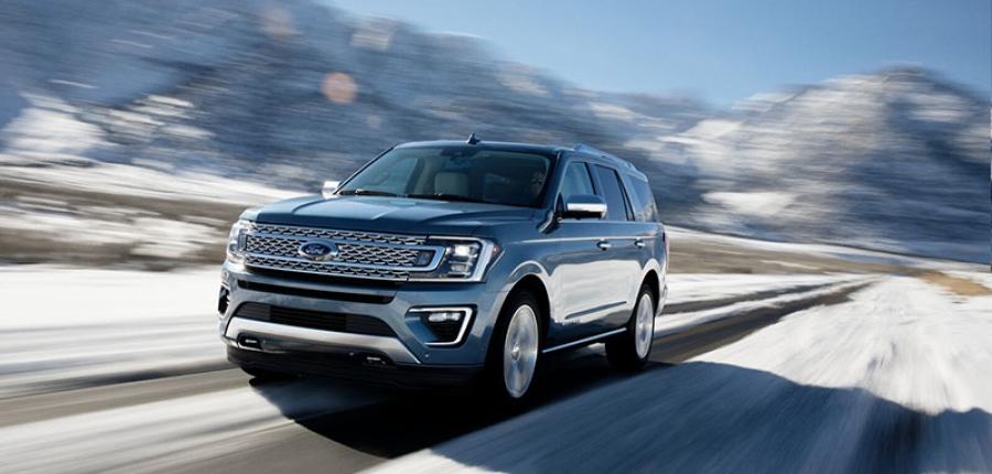 36 razones para vivir los mejores momentos con tu nueva Ford Expedition 2018