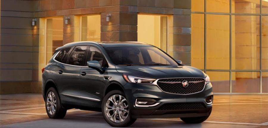 ¿Ya conoces la nueva generación de Buick Enclave?