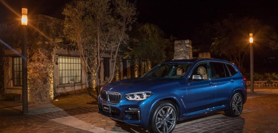 Video ¿Ya conoces el nuevo BMW X3?