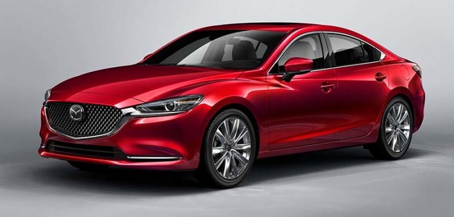 ¡Espectacular! Fotogalería: Conoce el Nuevo Mazda 6
