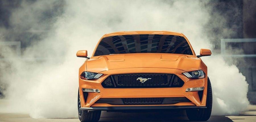 Te invitamos a conocer el Nuevo Mustang 2018
