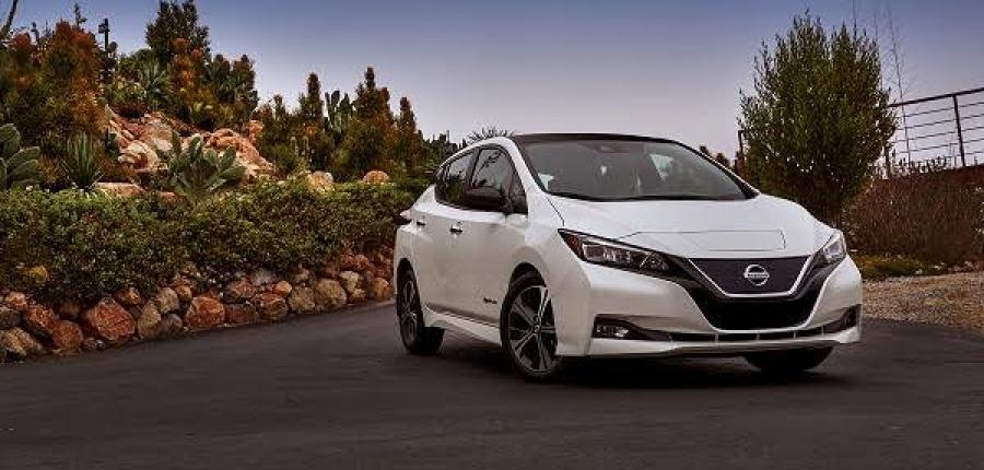 El totalmente nuevo Nissan LEAF llegará a México