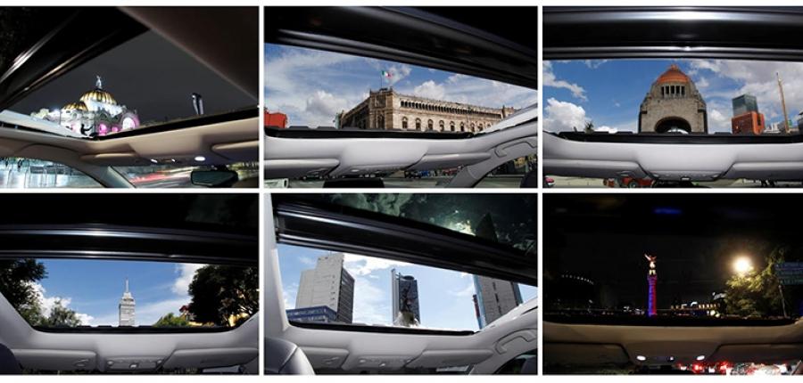 Nissan X-Trail presenta otra forma de ver la Ciudad de México