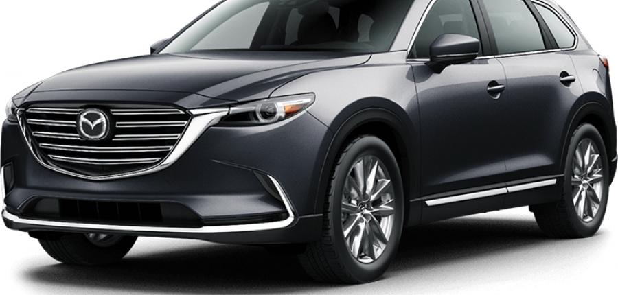 ¿Cómo ves el nuevo Mazda CX-9 Signature?