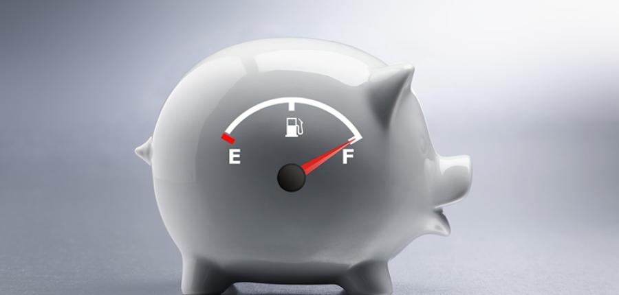 6 hábitos que harán ahorres gasolina y dinero