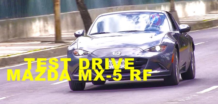 Test Drive Mazda MX-5