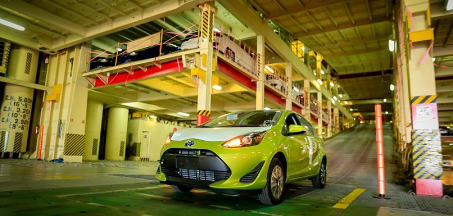 Llega el nuevo Toyota Prius C