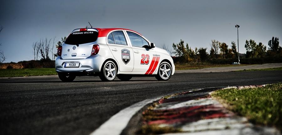 La Copa Nissan Micra regresa para su cuarta temporada en Canadá