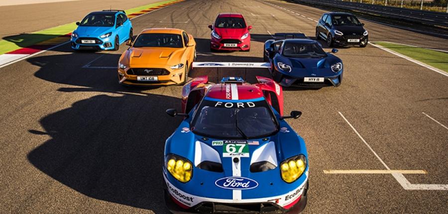 Video: Conoce los Modelos Ford Performance que compiten en Motorland
