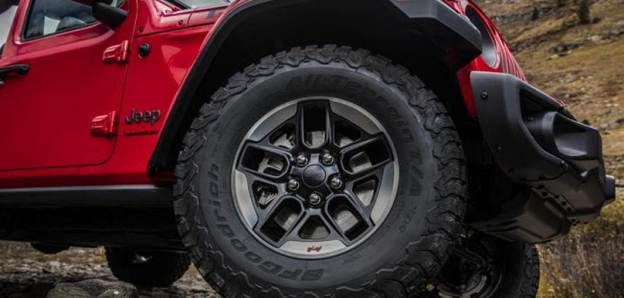 Galería: El Totalmente Nuevo Jeep® Wrangler 2018 llega a México