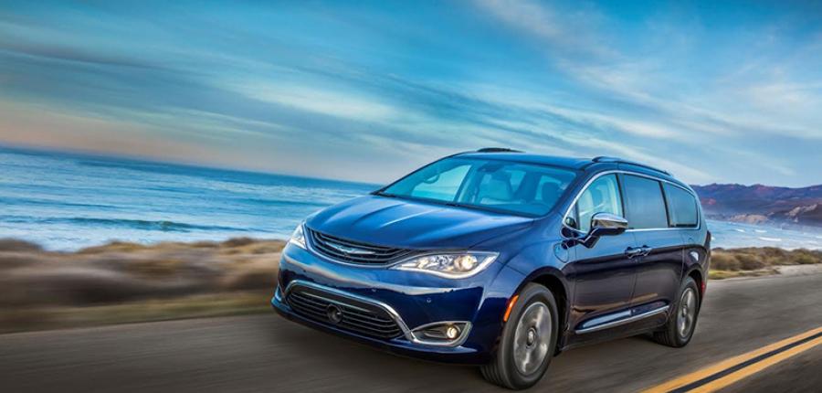 Galería: Ya  conoces Chrysler Pacifica Híbrida