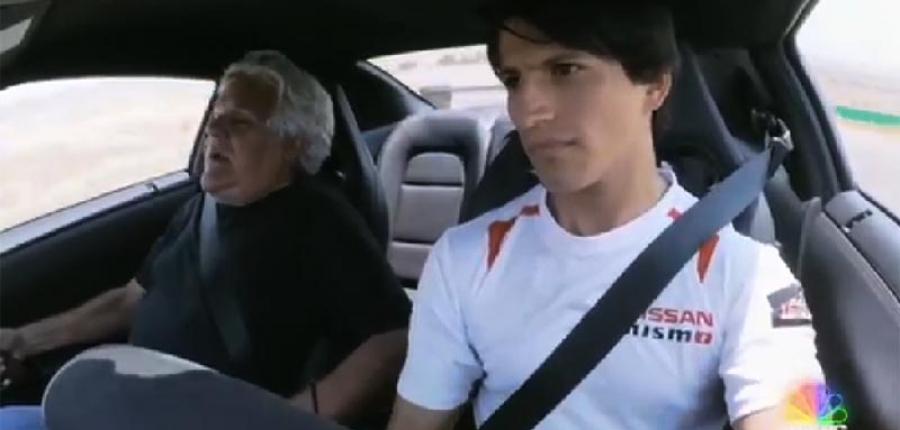 Video: Ricardo Sánchez, piloto NISMO mexicano, sorprende  en el programa Garage