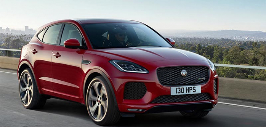 Nuevo Jaguar E‑PACE ¿Ya lo conoces?