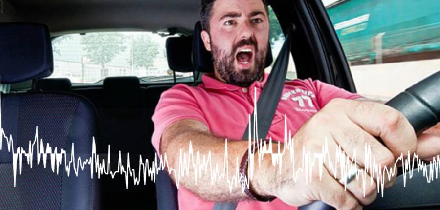 ¿Sabes que hacer durante un sismo si vas conduciendo?