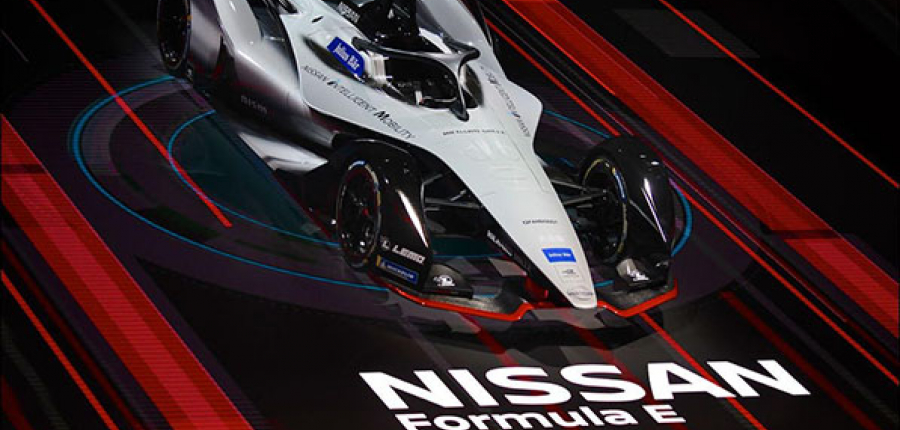 Video: Conoce el prototipo de Nissan Fórmula E