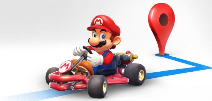¿Quieres  que Super Mario Bros. sea tu guía de ruta?