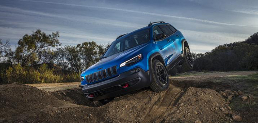 Galería: Llega a nuestro mercado El nuevo Jeep® Cherokee 2019