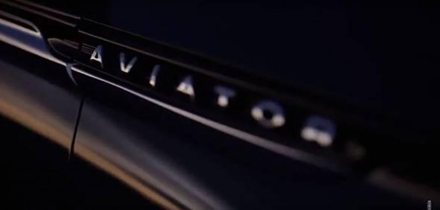 Un adelanto de la  completamente nueva Lincoln Aviator 2018