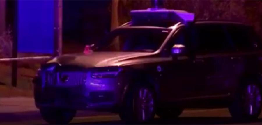 Video: Vehículo autónomo en accidente de consecuencia fatal para un peatón