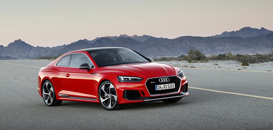 Galería: Nuevo Audi RS 5 Coupé, la potencia del V6 en un nuevo formato