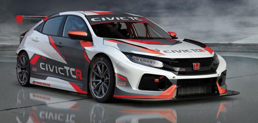 Civic Type R participará en el Pirelli World Challenge