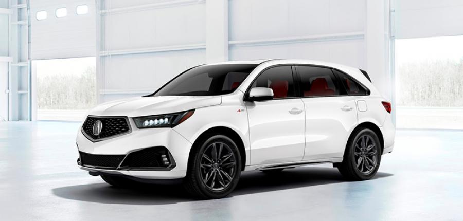La totalmente nueva Acura MDX  A-Spec 2019