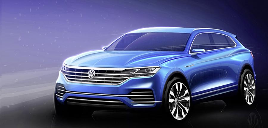 Ya checaste el Nuevo Touareg de Volkswagen