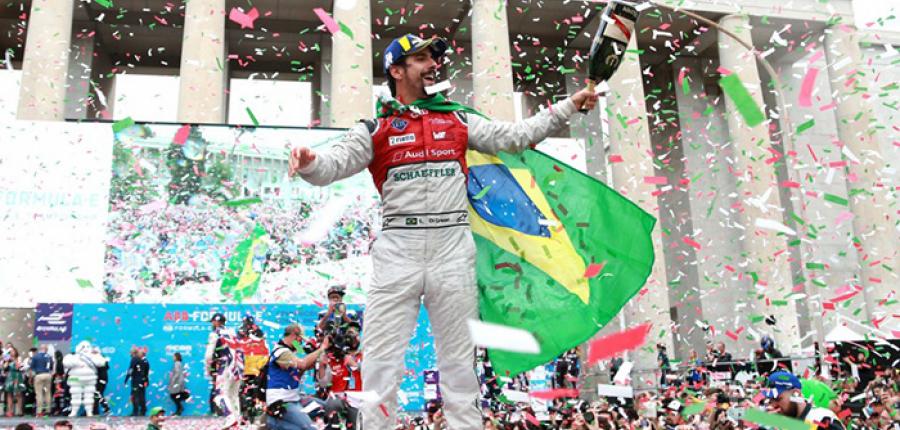 Gran debut de Audi en Roma dentro de la Fórmula E