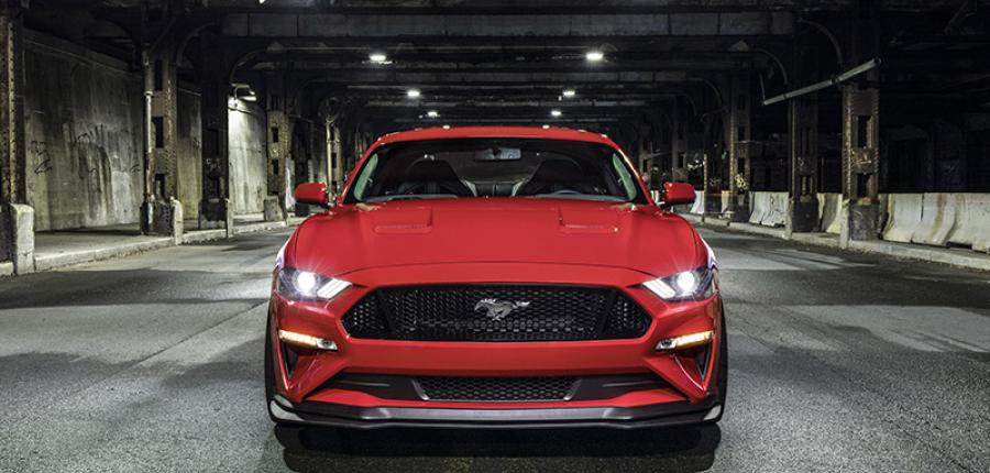 Ford Mustang celebra sus 54 años