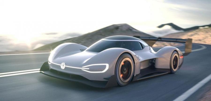 ¿Ya viste el Volkswagen I.D. R Pikes Peak?