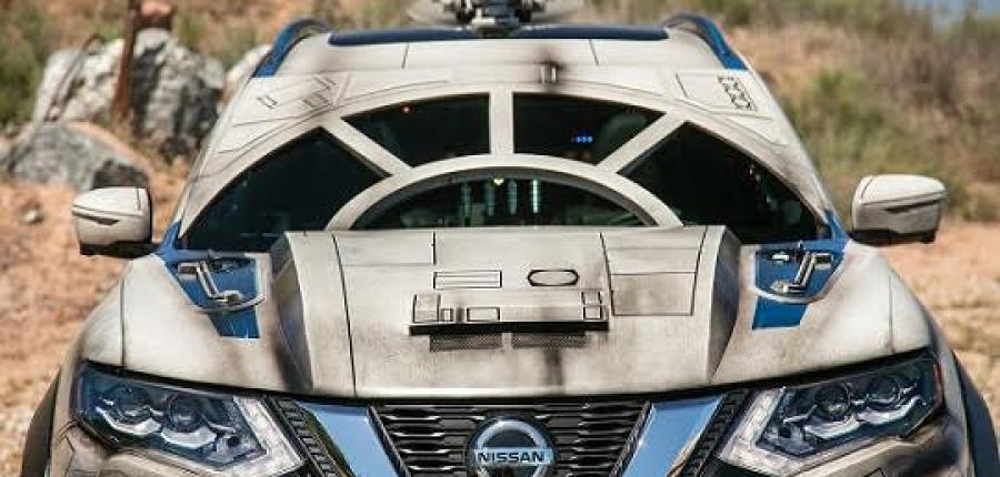 """Video: Nissan presenta un nuevo vehículo inspirado en """"Solo: A Star Wars Story"""""""