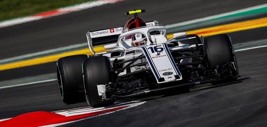 Alfa Romeo Sauber F1 prepara la primera carrera europea de la temporada