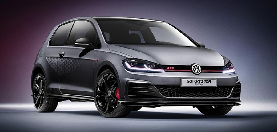Galería: El nuevo Golf GTI TCR ¿Ya lo viste' ¡Estreno mundial!