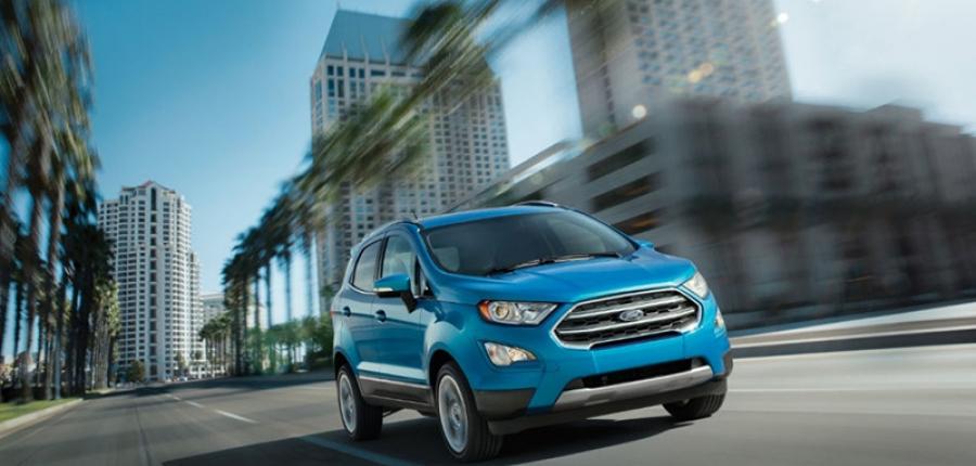 ¿Conoces la versión Impulse de Ford EcoSport?
