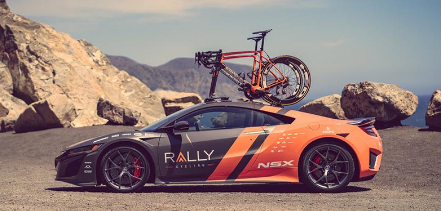 Acura RDX 2019  y el super deportivo NSX ¿Los has visto?