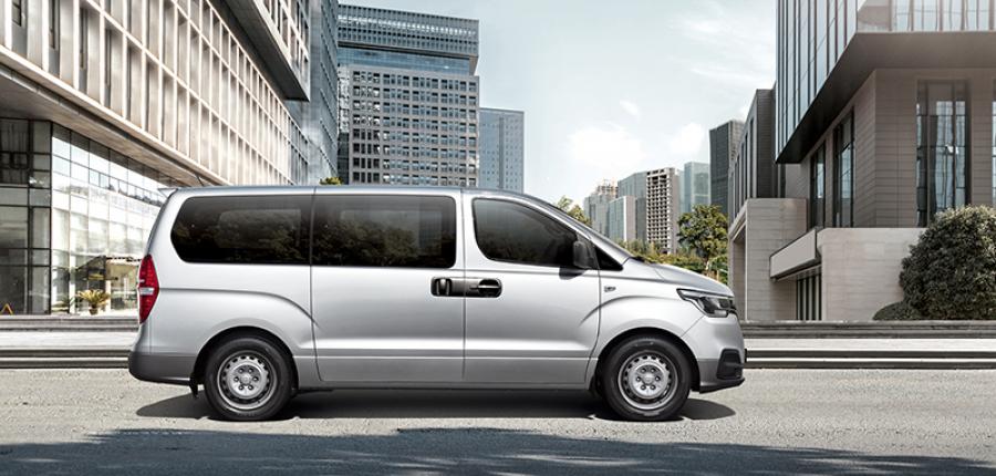 Hyundai Motor de México presentó su nueva Van: Starex