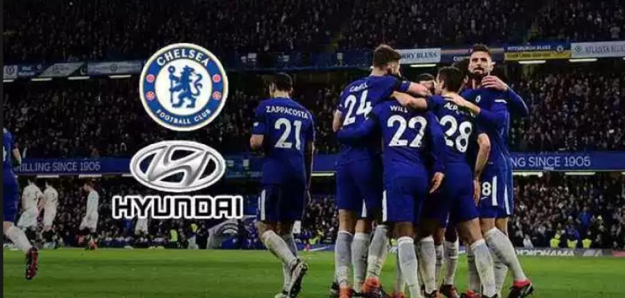 Video: Hyundai Motor se convierte en patrocinador del Club de Futbol Chelsea