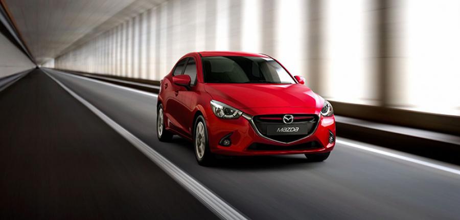 Galería: Mazda 2  Sedán 2019