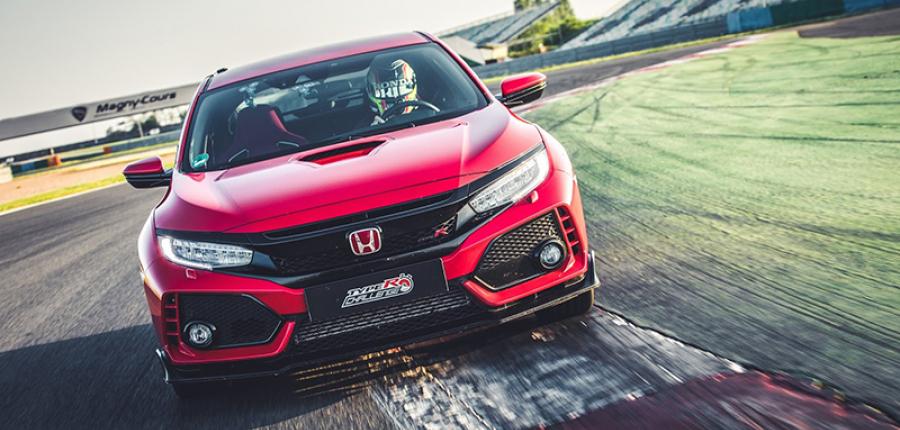 Type R Challenge 2018: impone un nuevo récord ahora en Estoril