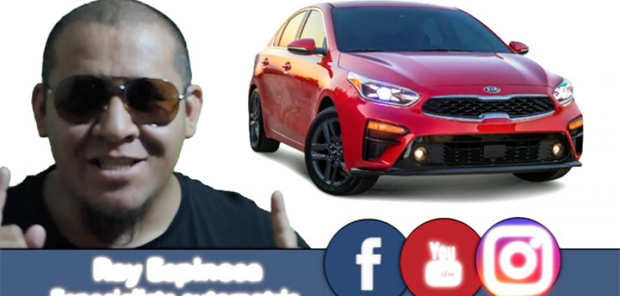 Video: Test Drive  KIA Forte 2019