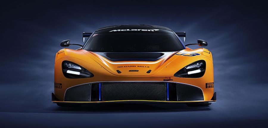 Primeras imágenes: McLaren 720S GT3