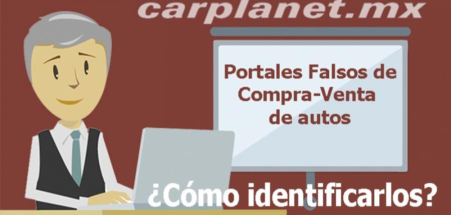 6 Pasos para identificar un portal falso de compra-venta de autos