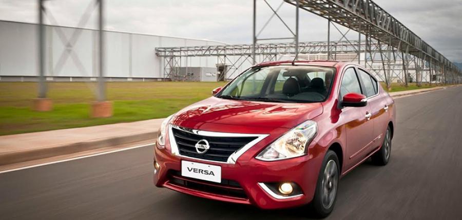 Nissan Versa 2019 con otro nivel de personalización