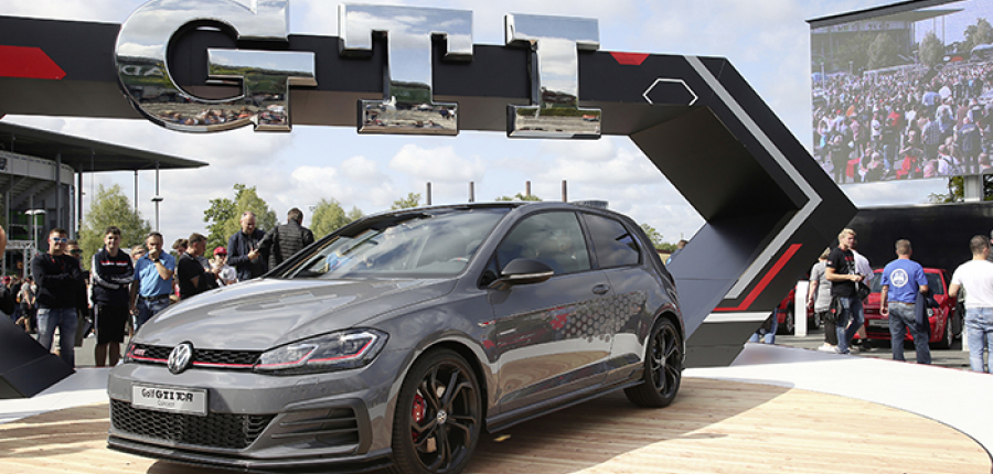 Video:  GTI Coming Home 2018