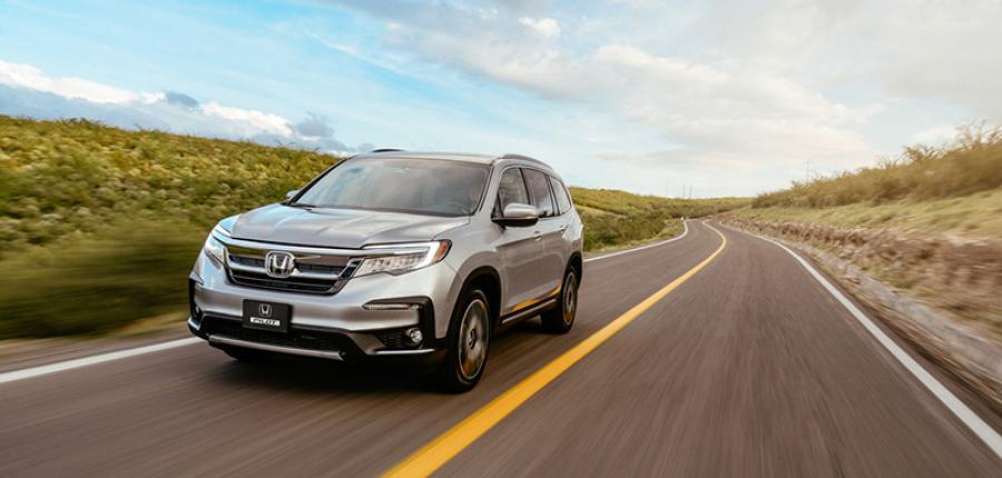 Galería: Honda Pilot 2019