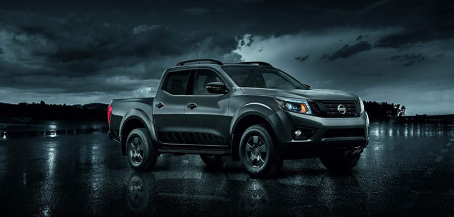 Te presentamos NP300 Frontier LE Midnight Edition